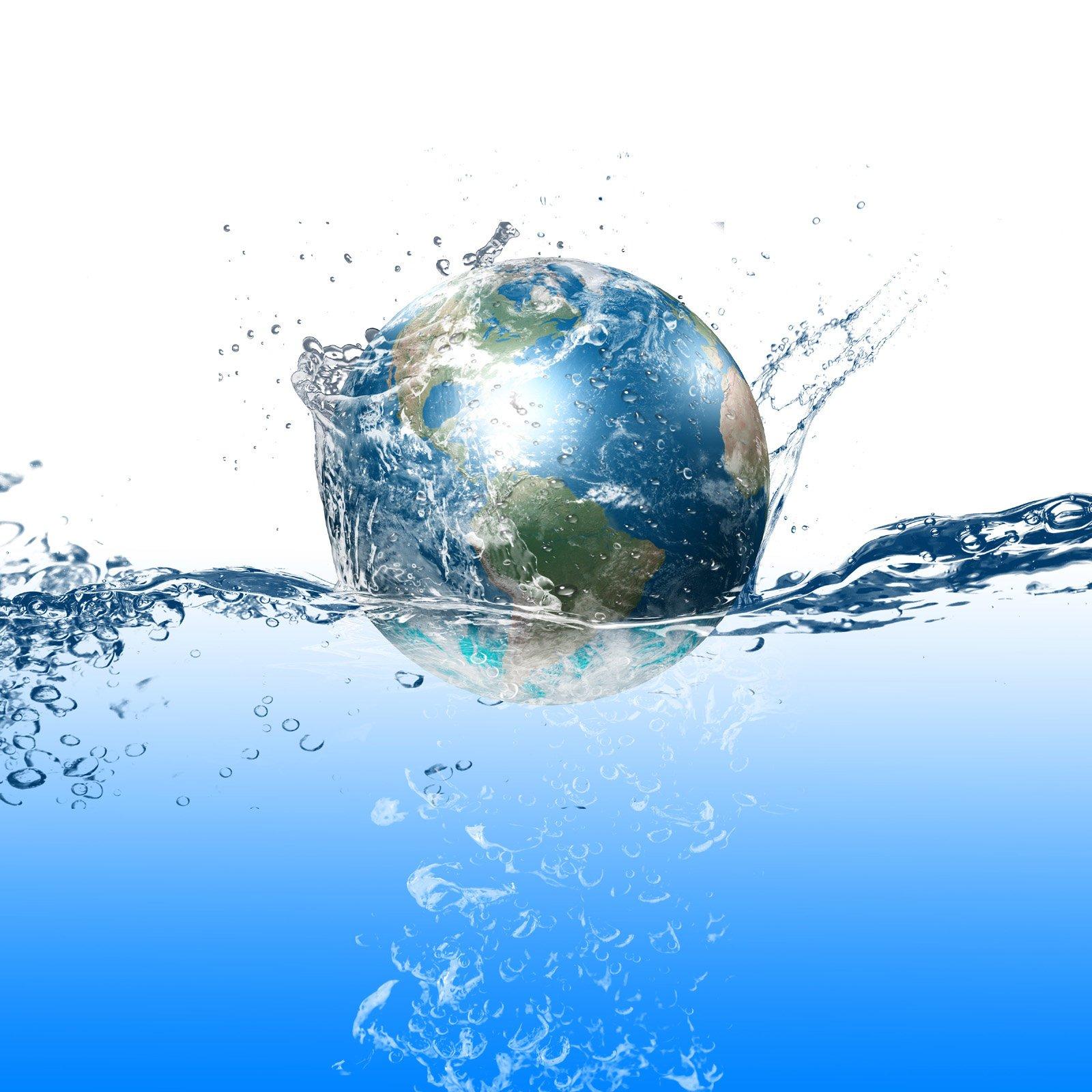 Картинку, открытки любителям воды